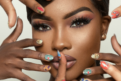 22Prints-On-Your-Fingertips22-All-Things-Ankara-Nail-Wraps-2018-Campaign-18
